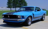 1969-1970 Ford Mustang: An epic 50 year journey