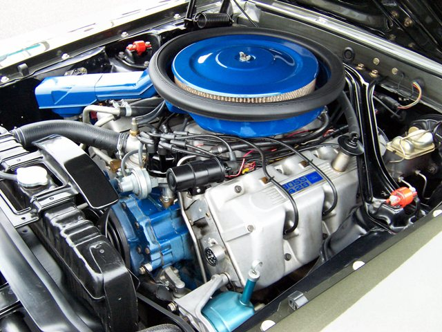 1970 Ford Mustang Boss 429 Engine