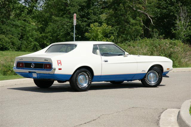 1972 Ford Mustang Sprint Coupe