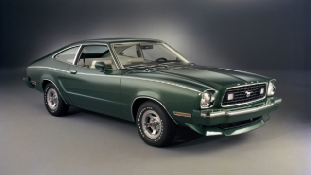 1977 Ford Mustang II Fastback