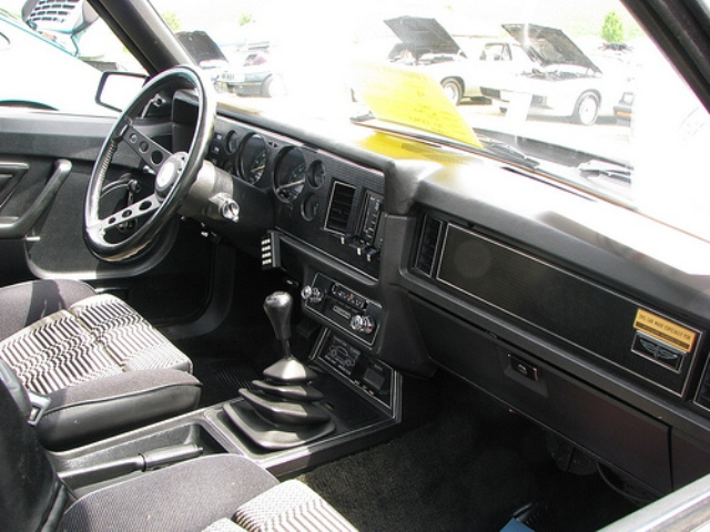 1979 Ford Mustang interior