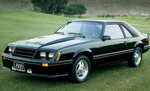 1980 Ford Mustang Cobra