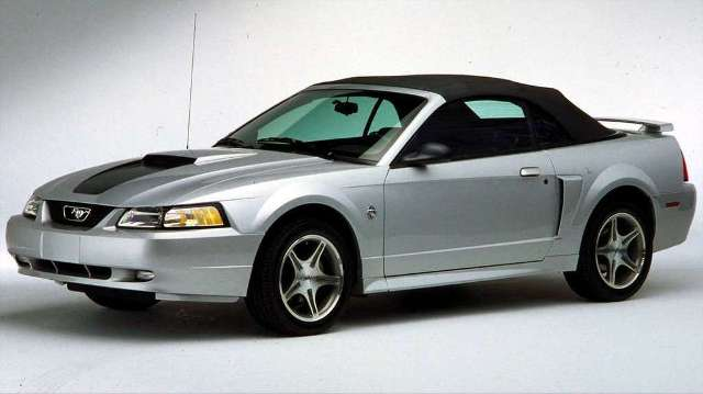 1999 Mustang GT 35th Anniversary Edition