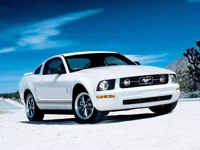 2006 Ford Mustang V-6 Pony Package