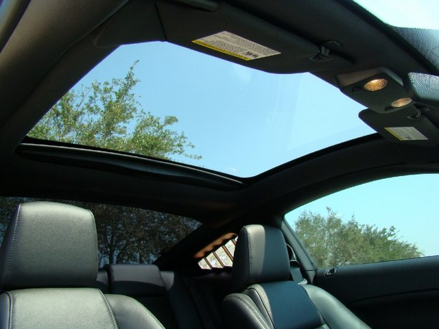 2009 Ford Mustang glassroof