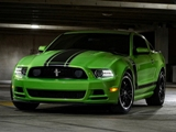 2012-2011 Ford Mustang Boss 302: An epic 50 year journey