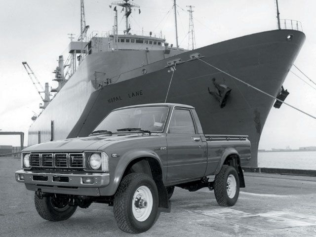Early '80's 4x4